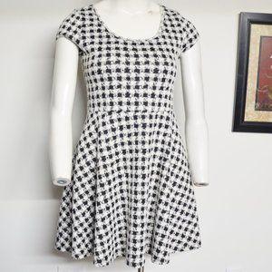 Rue21 Houndstooth Dress Size XL